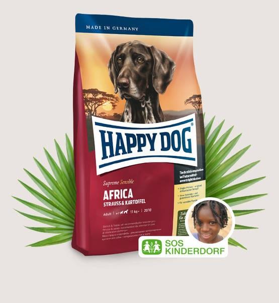 happy dog africa afrique accroquette. Black Bedroom Furniture Sets. Home Design Ideas